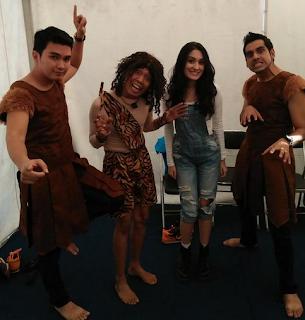 pemain sinetron Tarzan dan Zaenab SCTV