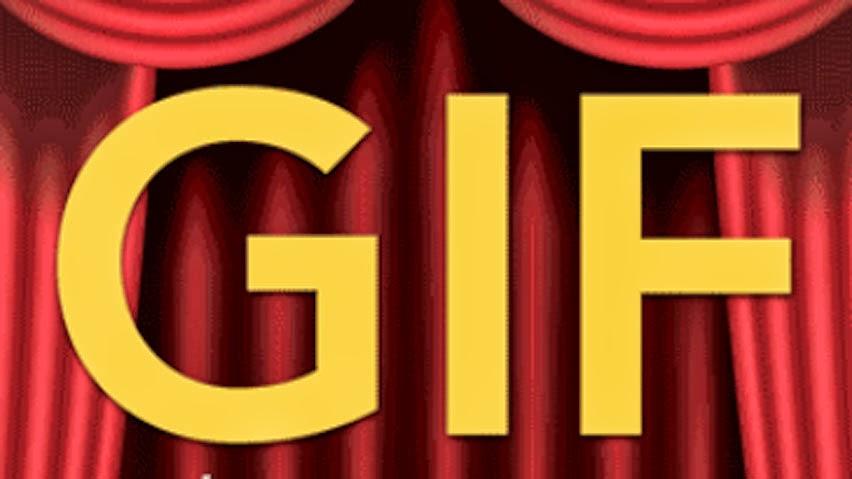GIF Curtain