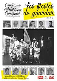 Sábado 28 de abril de 2018. Casa de cultura Teodoro Cuesta de Pola de Laviana. 20.00 horas