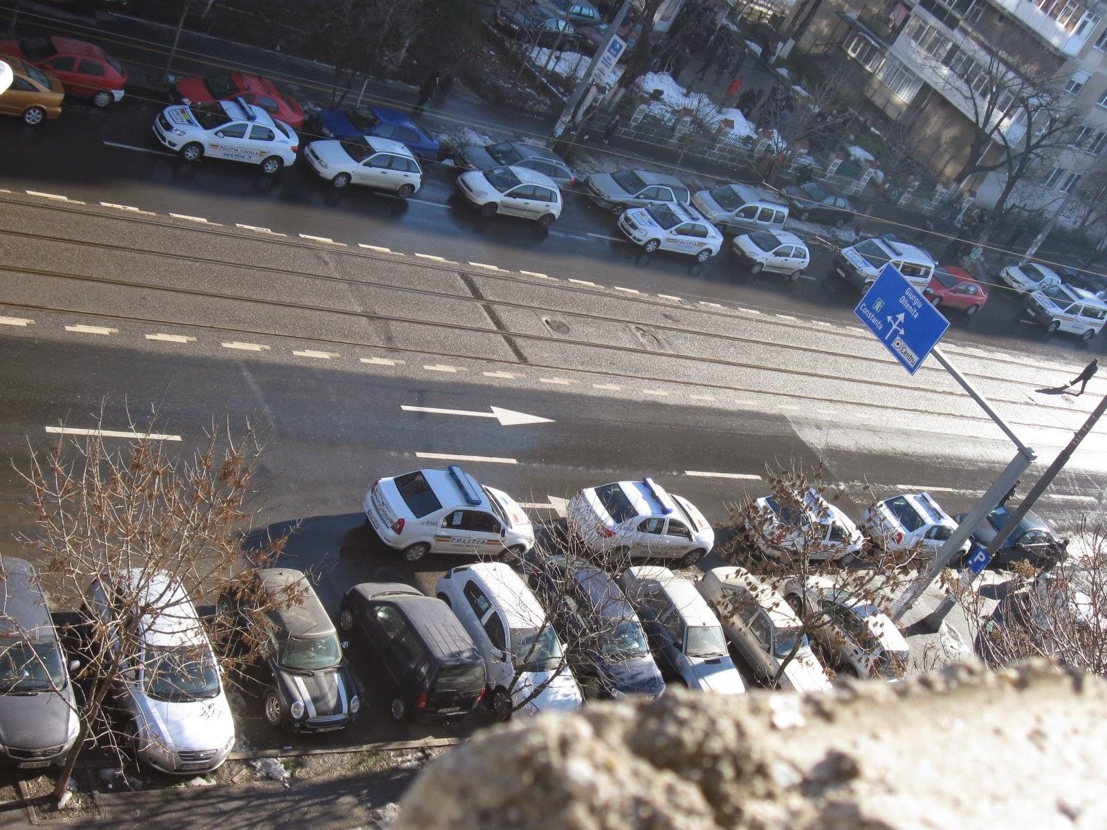 politia locala sector 3 parcare ilegala