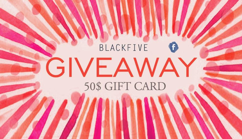 giveaway, black five, giveaway, cash giveaway,