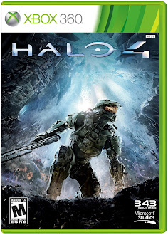 "Pre Order ""HALO 4"""
