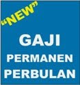 GAJI PERMANEN PERBULAN