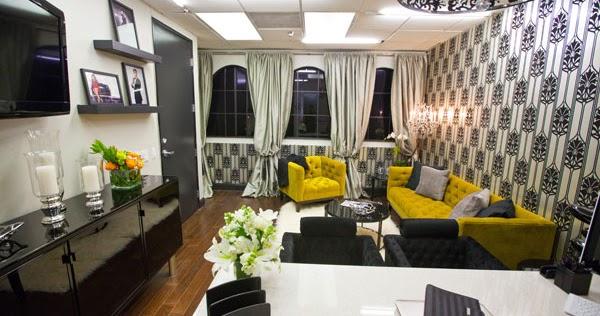 oficinas kardashian jenner interiores por paulina