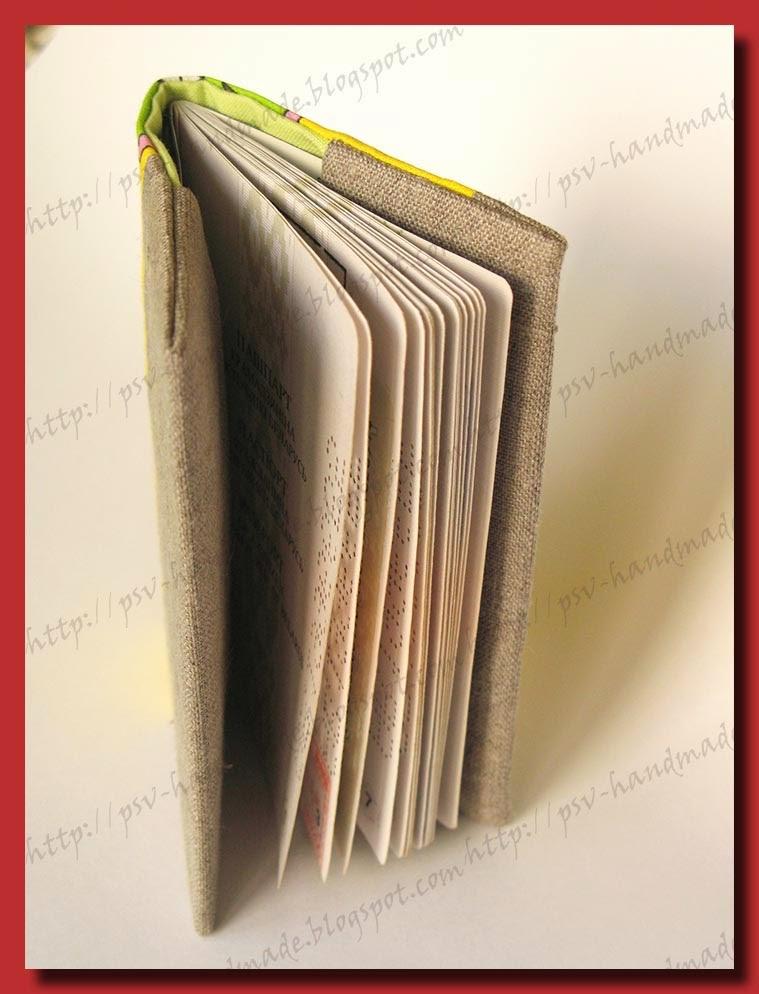 Косметичка и обложка на паспорт из хлопка и белорусского льна, открытка ко Дню Матери.