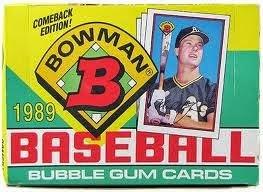 1989 Bowman