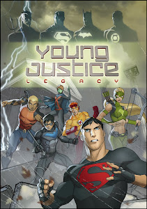capa young justice legacy Download   Jogo Young Justice Legacy RELOADED PC (2013)