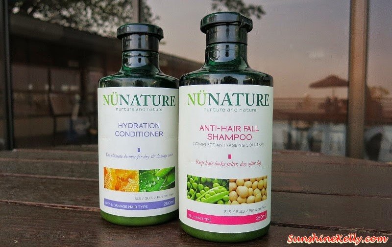 Hair Care Review, Nünature Hair Care Review, Anti Aging Hair Solution, Beauty Review, Anti-Hair Fall Shampoo, Hydration Conditioner, Hydration Shampoo, Volumizing Shampoo, Anti Dandruff Shampoo, Daily Shine Shampoo, Daily Shine Conditioner, 2 in 1 Shampoo