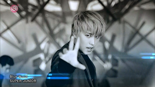 Super Junior Blue World Sungmin