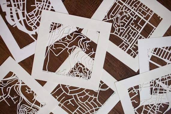Laminas de ciudades