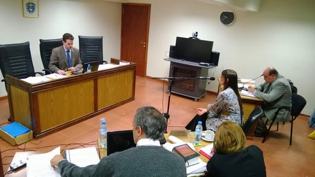 Oficina judicial sarmiento debate oral for Oficina judicial