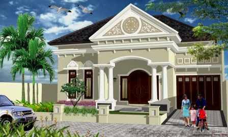 Foto Rumah Klasik