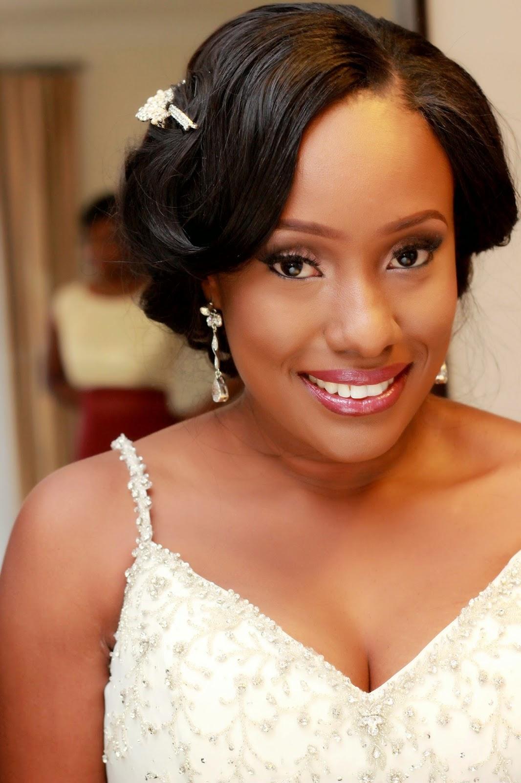 M.A.C.K BEAUTY AND FASHION: 10 white wedding bridal makeup ideas.