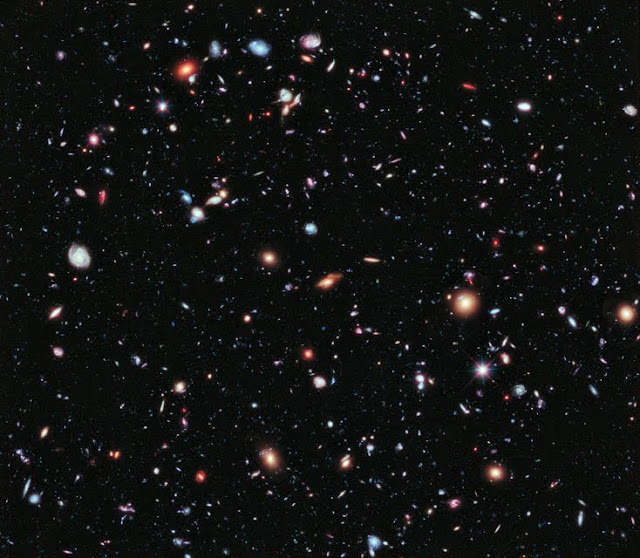 The new Hubble Extreme Deep Field