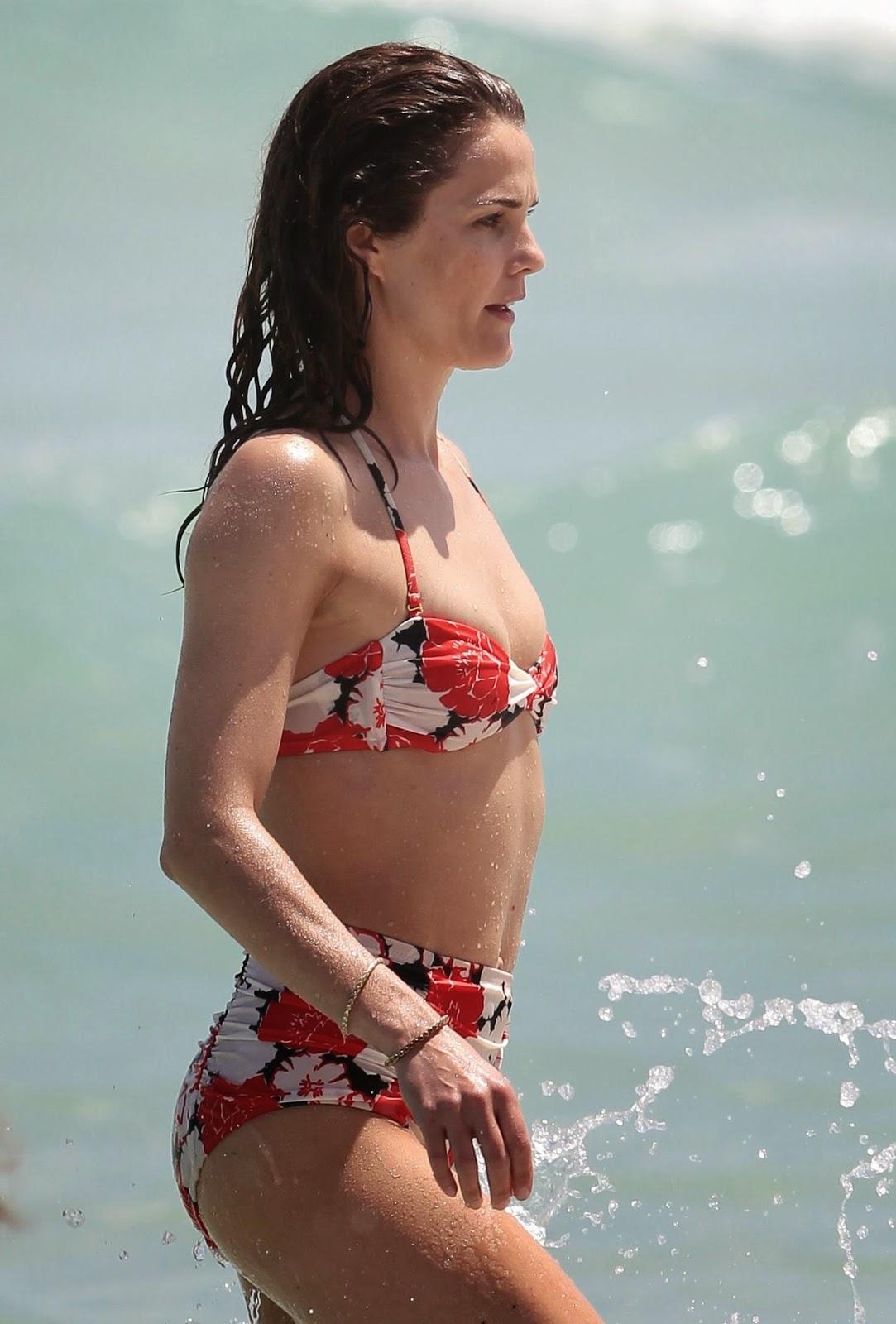 Ashley Russell Bikini 30