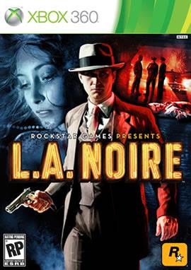L.A. Noire [XBOX 360] [3 DVDs] [Descarga + Información]