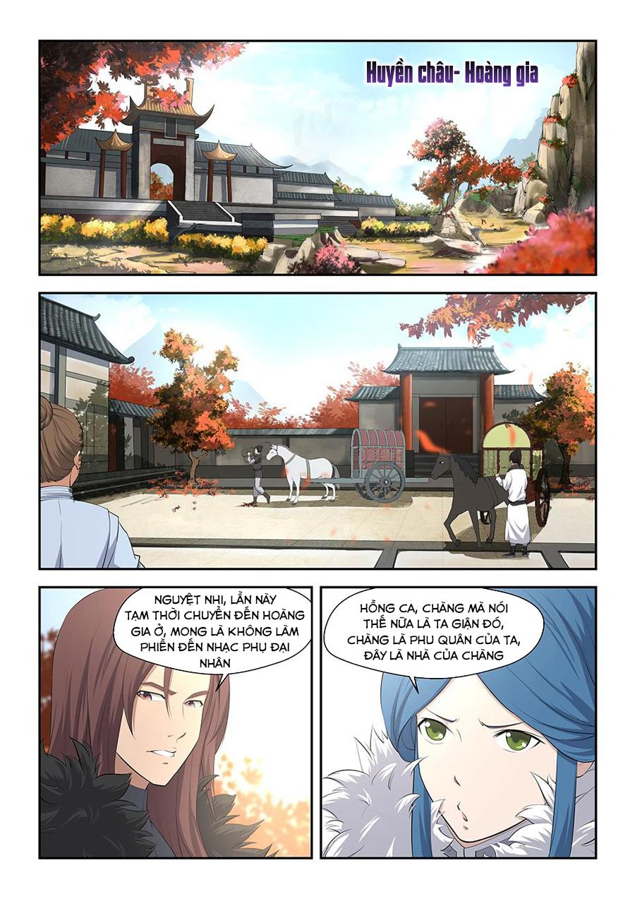 Kiếm Nghịch Thương Khung Chapter 4 - Truyentranhmoi.net