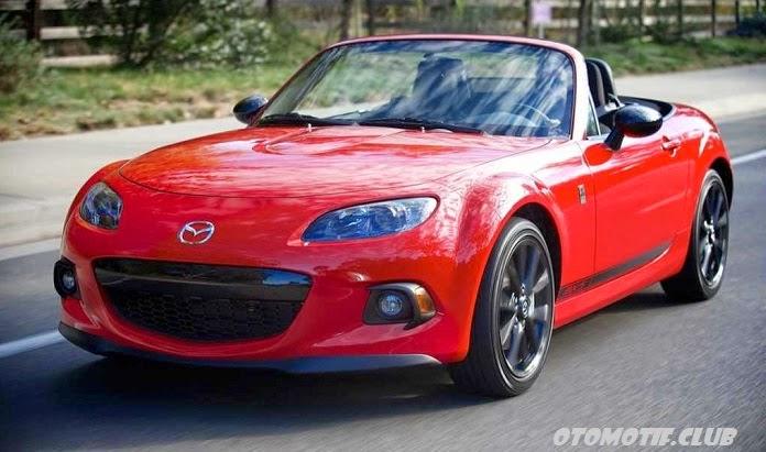 Foto New Mazda MX-5