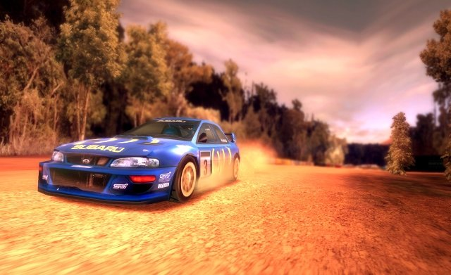 Colin McRae Rally PC Games Screenshots