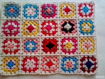 Crochet Granny Square Tunic Pattern : Crochet Patterns to Try: Crochet Easy Granny Square Tunic ...
