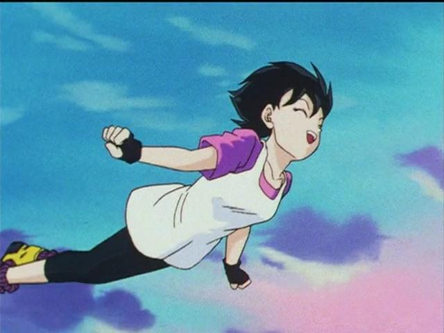videl nu dragon ball de image