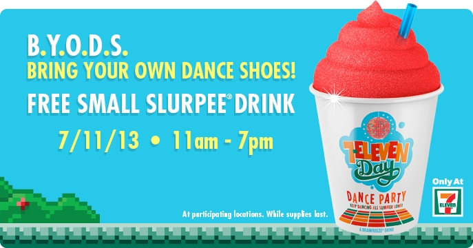 revitalizing the slurpee brand by 7 eleven For a quick and revitalizing golf  ioi city mall who just opened on 20 nov 2014 isa brand new lifestyle and entertainment  7-11 7-eleven 7aste 85mm.