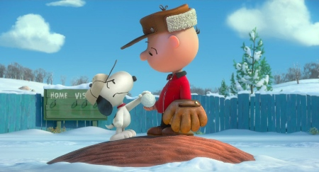 Snoopy, Charlie Brown