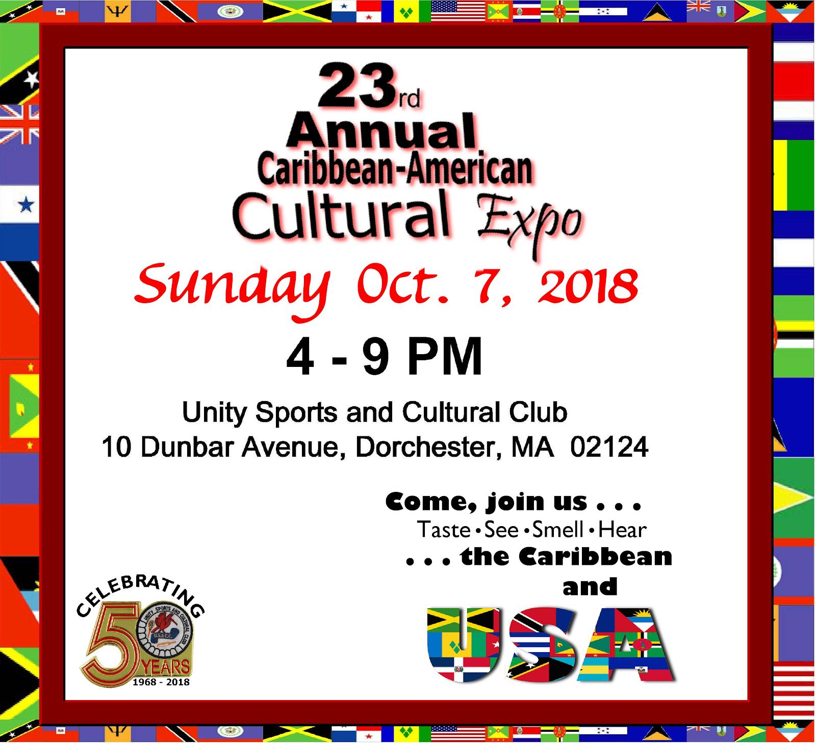 Caribbean-American Cultural Expo