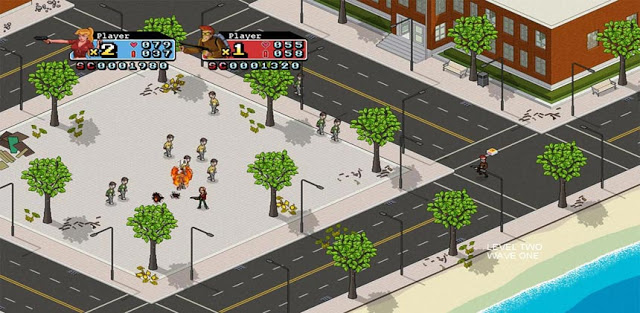 Zombusters freeware games