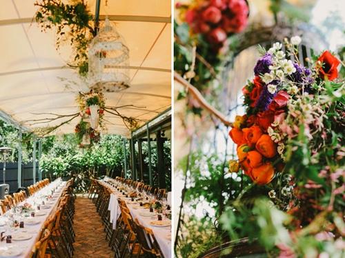 vintage bröllop, hådekoration blommor bröllop, flower headpiece wedding, vintage wedding