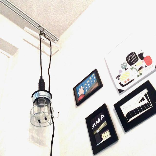 henkari, bygel, hanger, lamp, Granit, lampa, lamppu