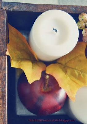Autumn Decor- shabby&CountryLife.blogspot.it