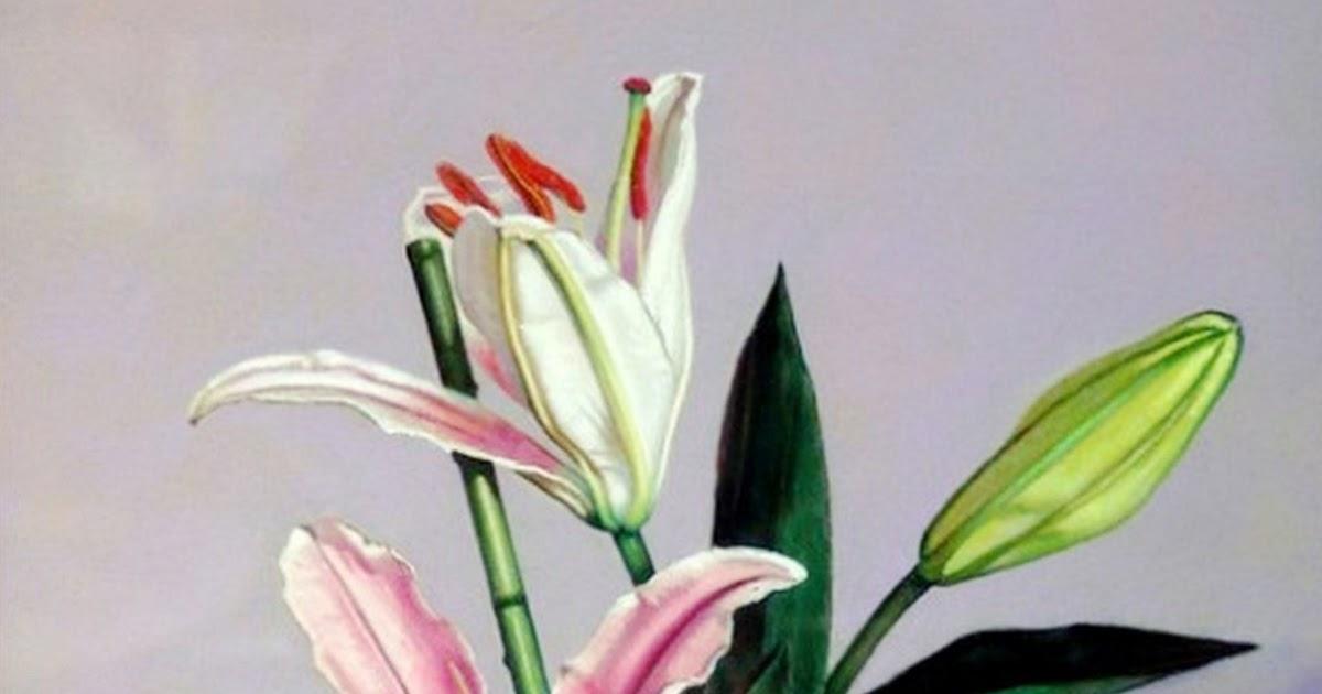 Cuadros modernos floreros pintura leo lienzo - Floreros modernos ...