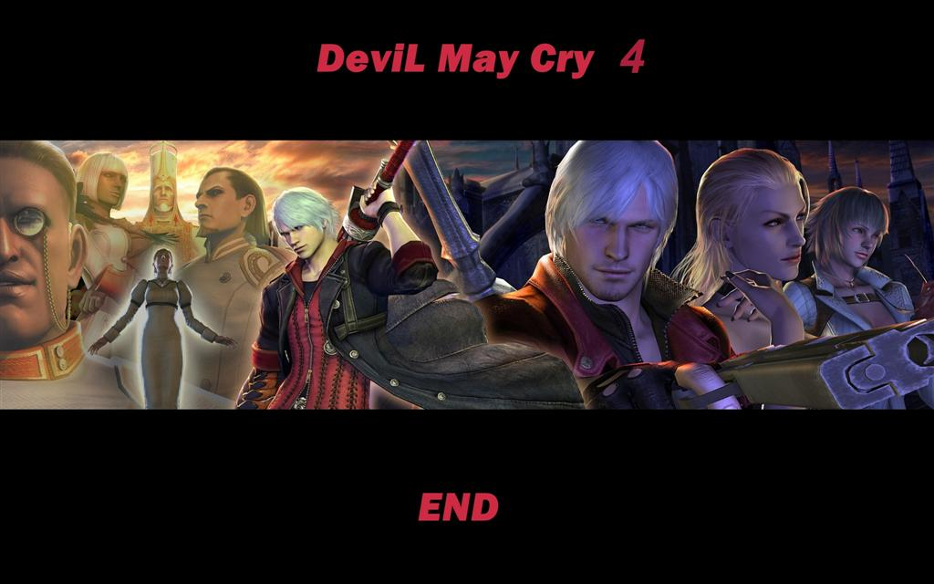 Devil May Cry HD & Widescreen Wallpaper 0.889897872210866