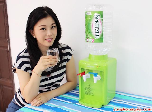 Spritzer Dispenser & Bigger Pack Review & Giveaway, Spritzer Hot & Warm Mini Dispenser, Spritzer Bigger Pack Review, Spritzer Giveaway, Spritzer Natural Mineral Water, Spritzer Infographic