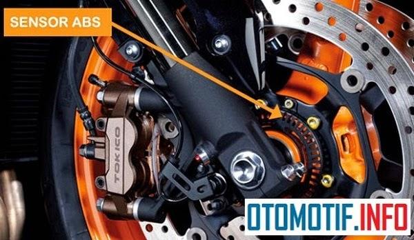 System pengereman Anti-lock Braking Sistem (ABS), otomotif info
