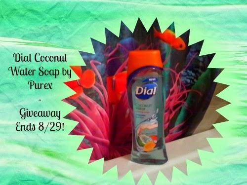 purex dial coconut water mango