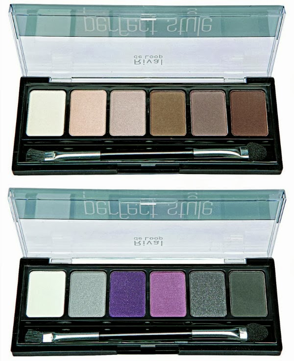 Rival de Loop Perfect Style LE Eyeshadow Palette