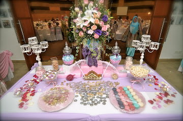 CANDY BUFFET - WEDDING MAS