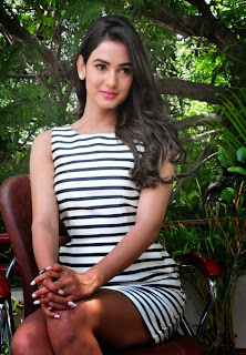Sonal Chauhan new stills and latest photos gallery