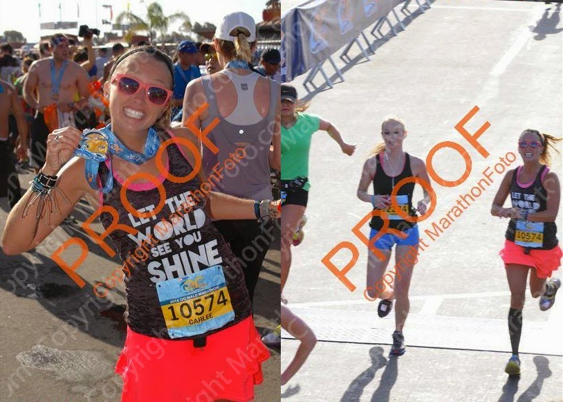 OC Half Marathon 2014