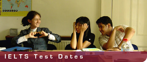 IELTS Test Dates
