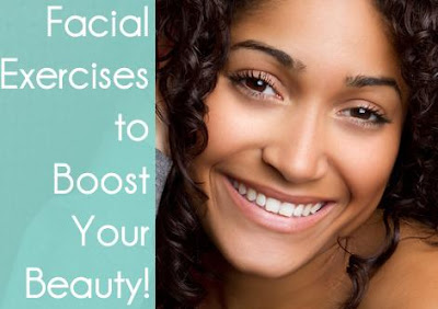 Exercise Your Face to Look Healthier & Younger