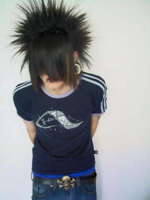 Emo Sexy GirlsEmo Short HairstylesEmo HaircutsEmo Hairstyles - Emo hairstyle boy pic