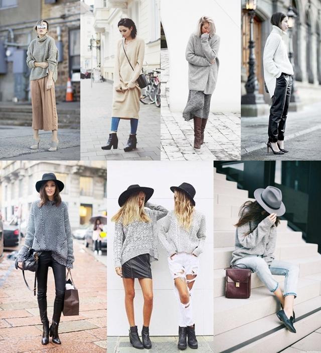 knitwear streetstyle