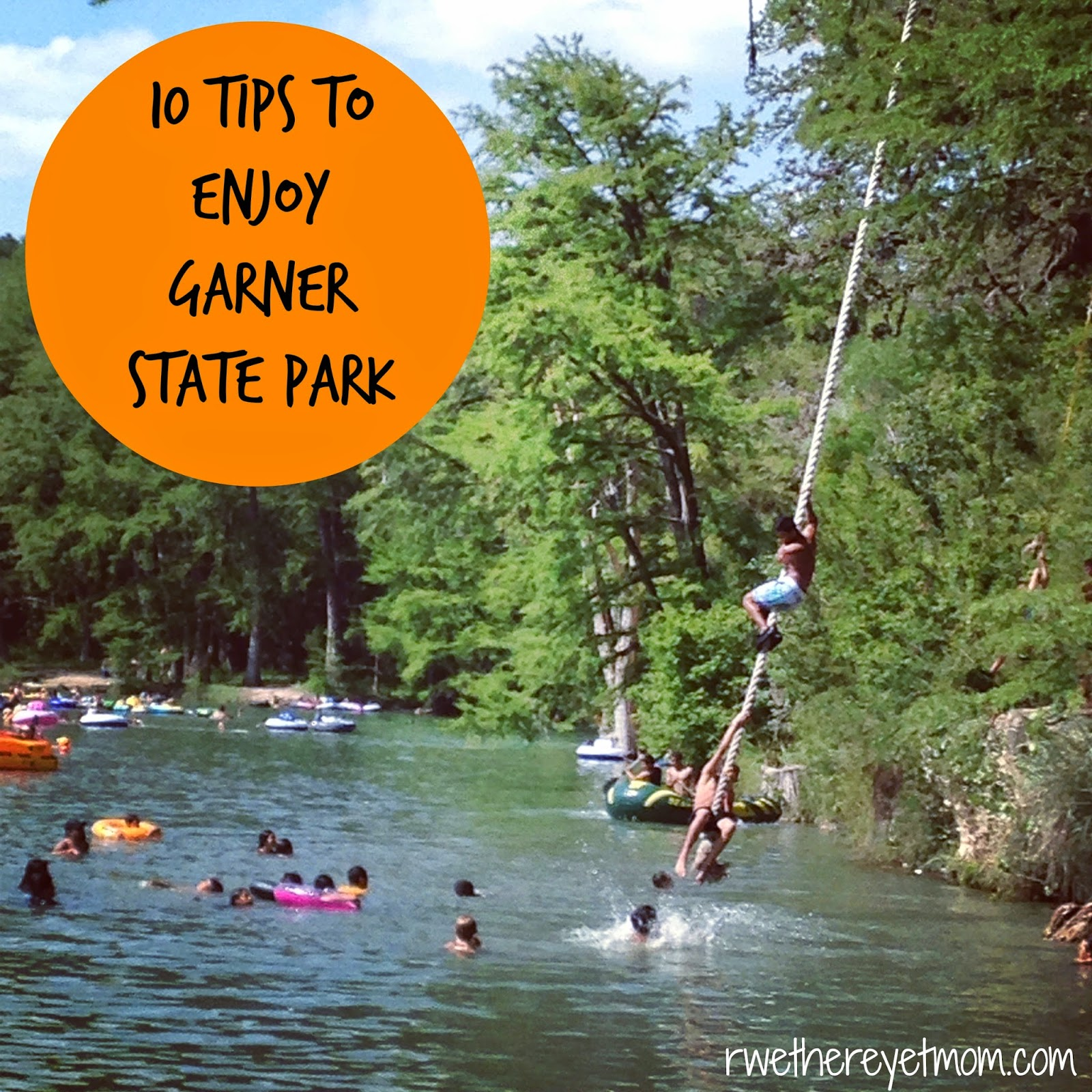 10 Tips To Enjoy Garner State Park Concan Texas R We