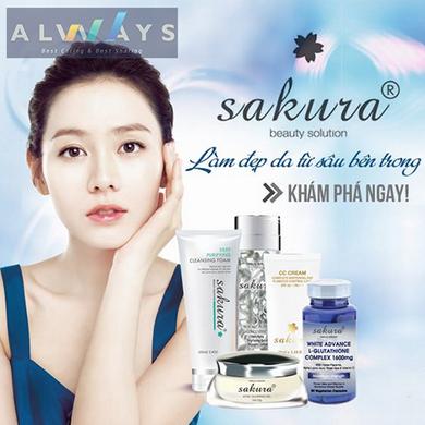Mỹ phẩm Sakura – Niềm tin yêu của phụ nữ Việt