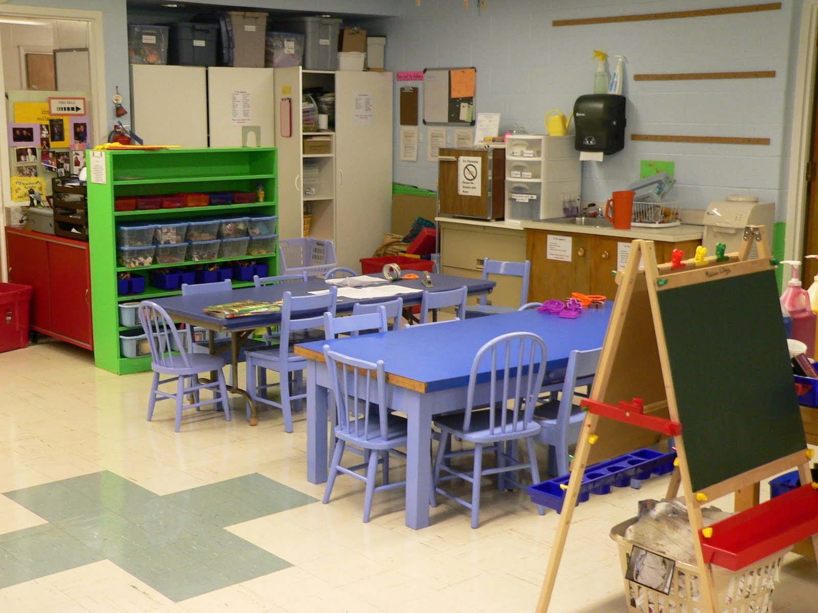 Classroom Ideas Kindergarten ~ Lesson plans to pots and pans montessori makeover
