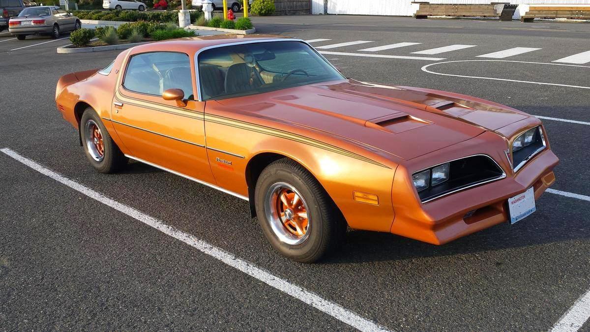 Daily Turismo: 15k: Filed Under Rockford: 1977 Pontiac Firebird