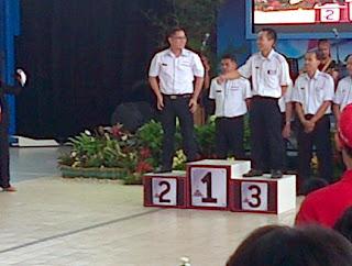 Kontes After Slaes Toyota 2013 Area Jawa Barat